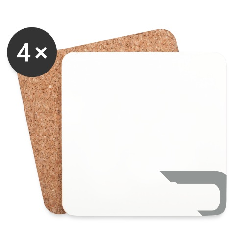 CORED Emblem - Coasters (set of 4)