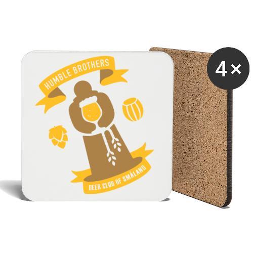 Humble logo - Underlägg (4-pack)