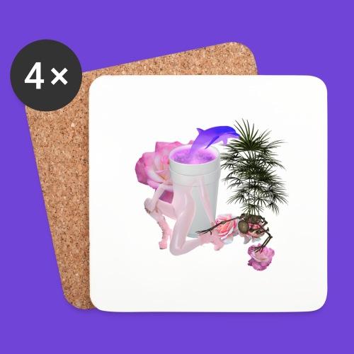 Purple Drank - Sottobicchieri (set da 4 pezzi)