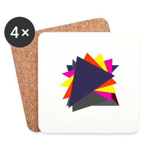art triangle - Podstawki (4 sztuki w zestawie)