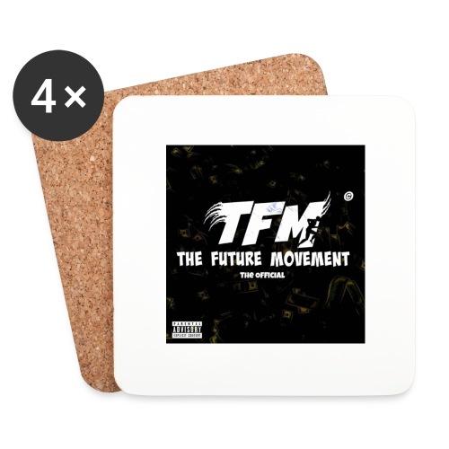 The Future Movement (black) - Onderzetters (4 stuks)