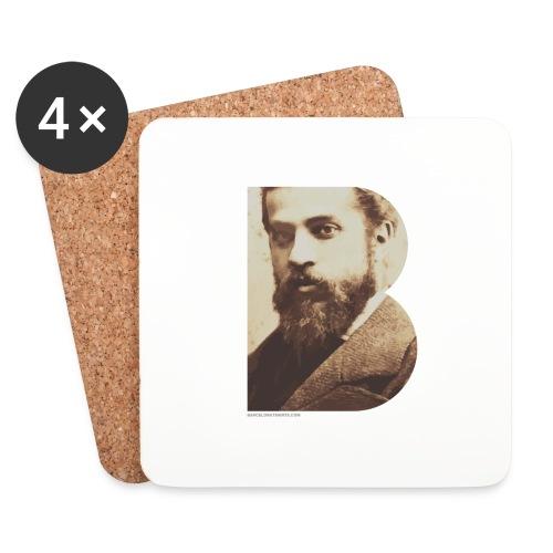 BT_GAUDI_ILLUSTRATOR - Coasters (set of 4)