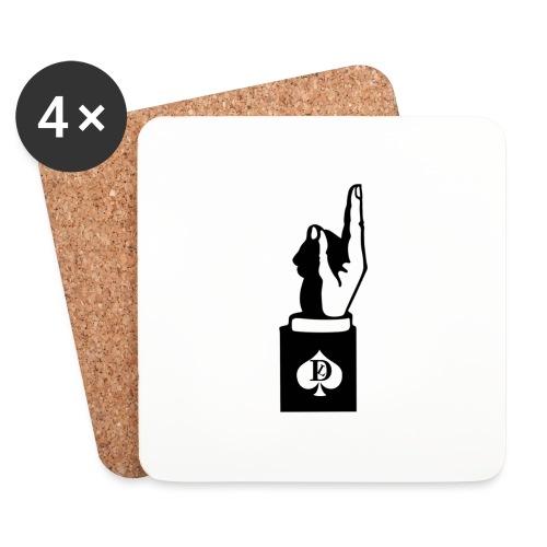 GALAXY S5 DEL LUOGO - Coasters (set of 4)