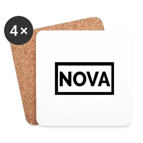 Red Nova Snapback - Coasters (set of 4)