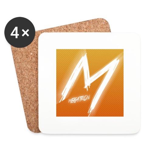 MegaTaza - Coasters (set of 4)