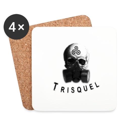 Trisquel - Posavasos (juego de 4)