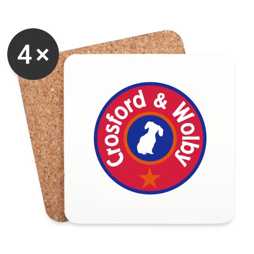 Crosford & Wolby - Coasters (set of 4)
