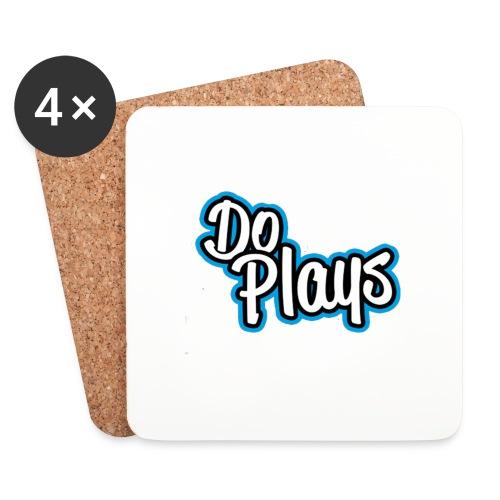 Muismat   Doplays - Onderzetters (4 stuks)