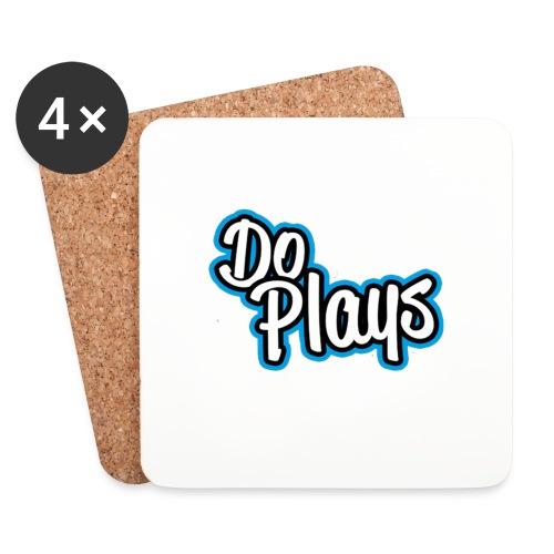 Mannen Baseball   Doplays - Onderzetters (4 stuks)
