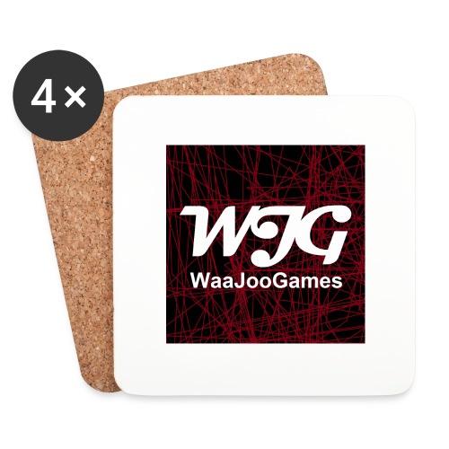 T-shirt WJG logo - Onderzetters (4 stuks)