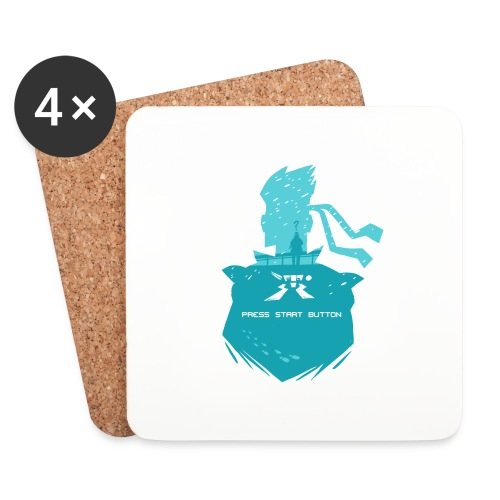 Shadow Moses - Coasters (set of 4)