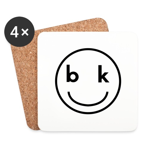 BK snapback - Sottobicchieri (set da 4 pezzi)