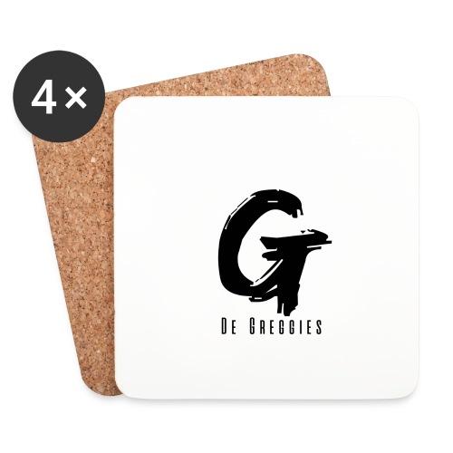 De Greggies - Sweater + capuchon - Onderzetters (4 stuks)