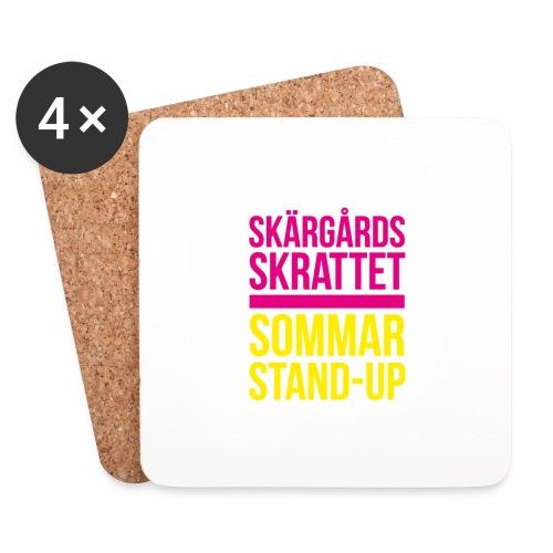 Keps - Underlägg (4-pack)