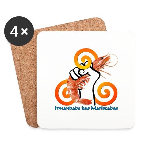Irmandade das Mariscadas - Posavasos (juego de 4)