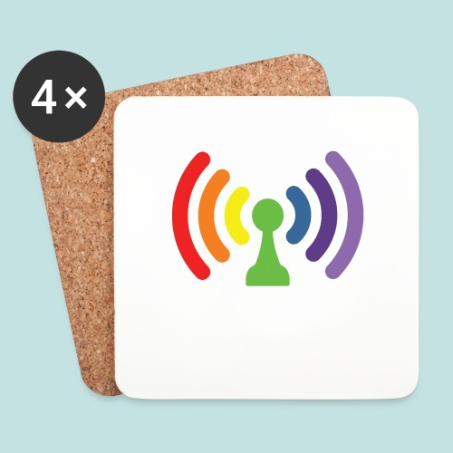 Bi-Fi - Coasters (set of 4)