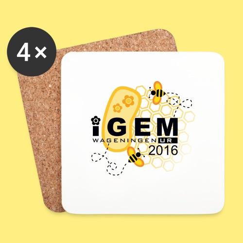 Logo - mug - Onderzetters (4 stuks)