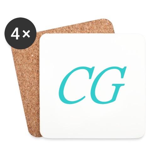 CG - Dessous de verre (lot de 4)