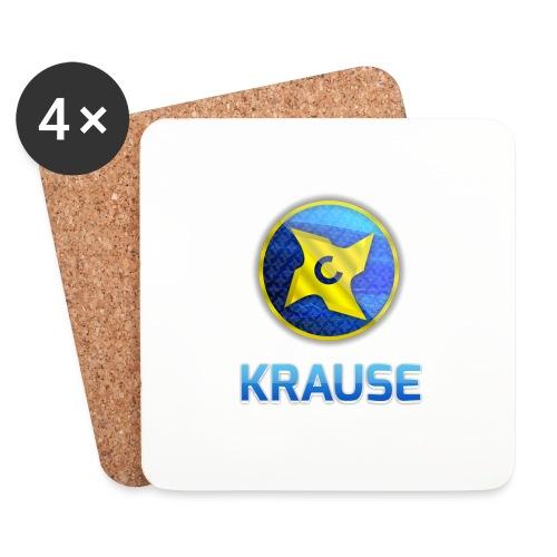 Krause shirt - Glasbrikker (sæt med 4 stk.)