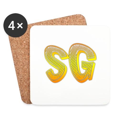 SG Uomo - Sottobicchieri (set da 4 pezzi)