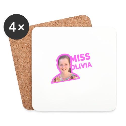 MissOlivia - Onderzetters (4 stuks)