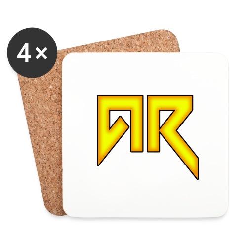 logo_trans_copy - Coasters (set of 4)
