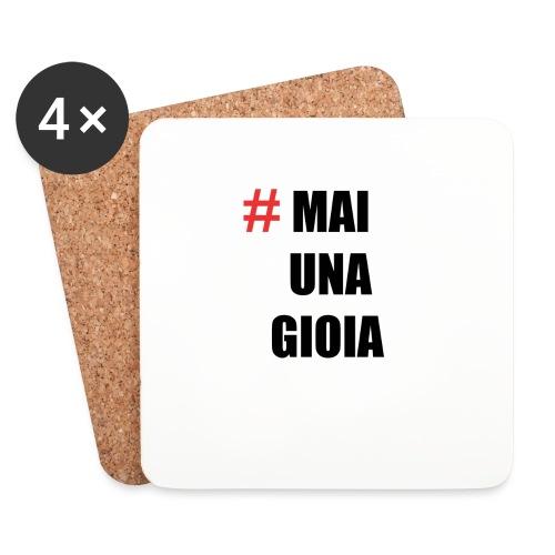 MAGLIA_1 - Sottobicchieri (set da 4 pezzi)