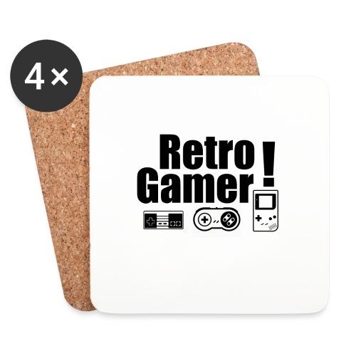 Retro Gamer! - Coasters (set of 4)