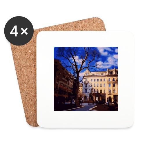 Budapest - Untersetzer (4er-Set)