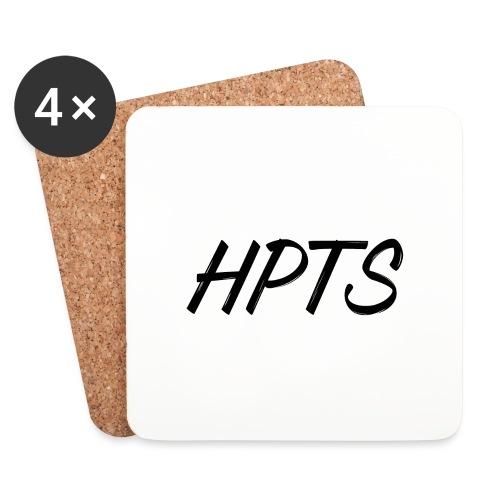 HPTS - Dessous de verre (lot de 4)