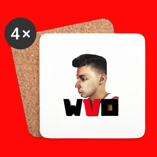 WVO OFFICIAL - Coasters (set of 4)