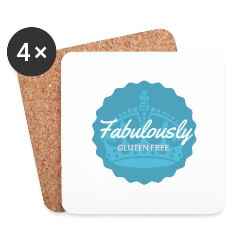 Fabulously Gluten Free Collection - Coasters (set of 4)