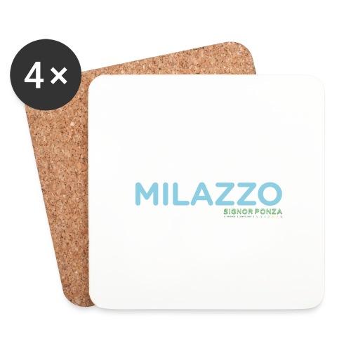 MILAZZO - Sottobicchieri (set da 4 pezzi)