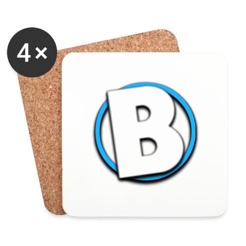 Bumble Logo - Coasters (set of 4)