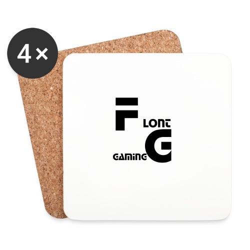 Flont Gaming merchandise - Onderzetters (4 stuks)