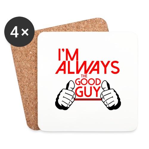 ALWAYS. - Coasters (set of 4)