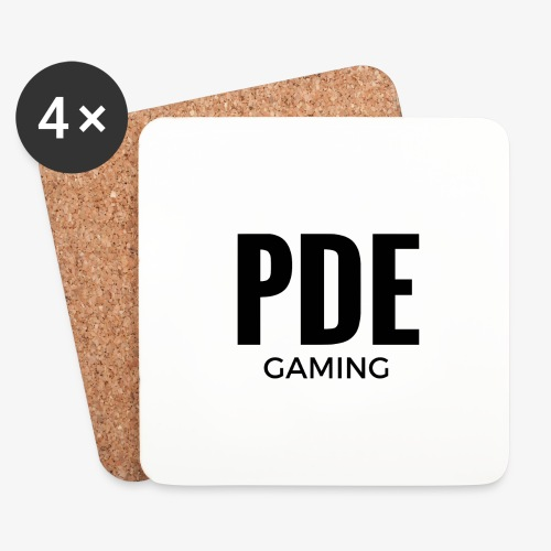 PDE Gaming - Untersetzer (4er-Set)