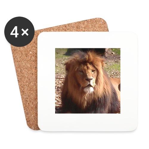 Lejon - Underlägg (4-pack)