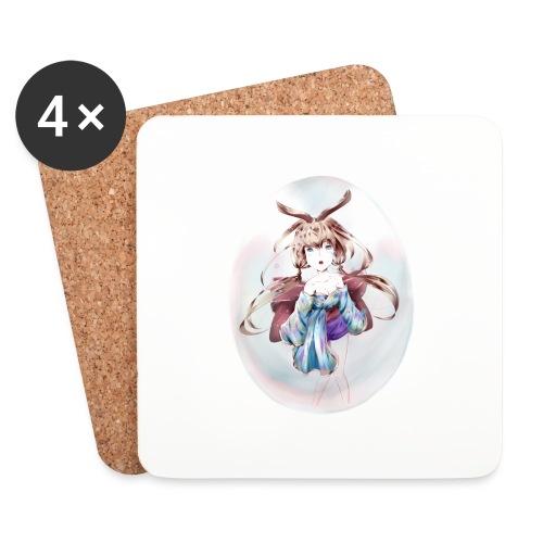 Usagi - Sottobicchieri (set da 4 pezzi)