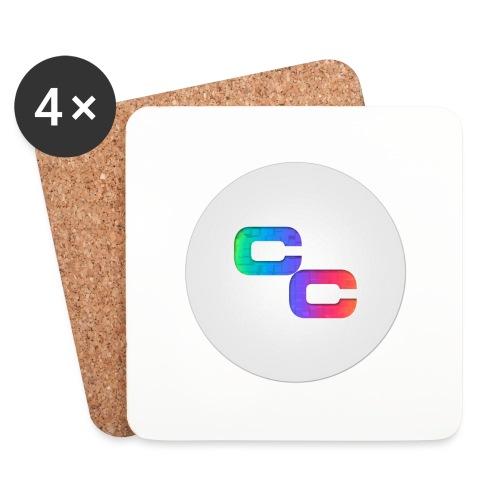 Callum Causer Rainbow - Coasters (set of 4)
