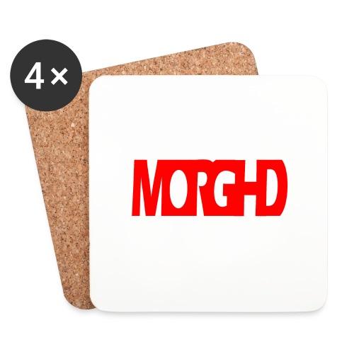 MorgHD - Coasters (set of 4)