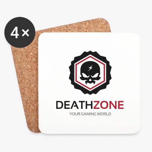 DeathZone Logo Avatar - Podstawki (4 sztuki w zestawie)