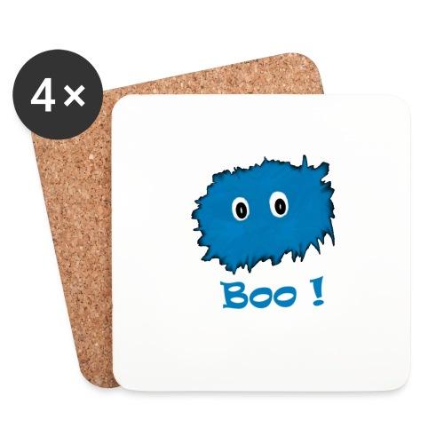 Boo! - Coasters (set of 4)