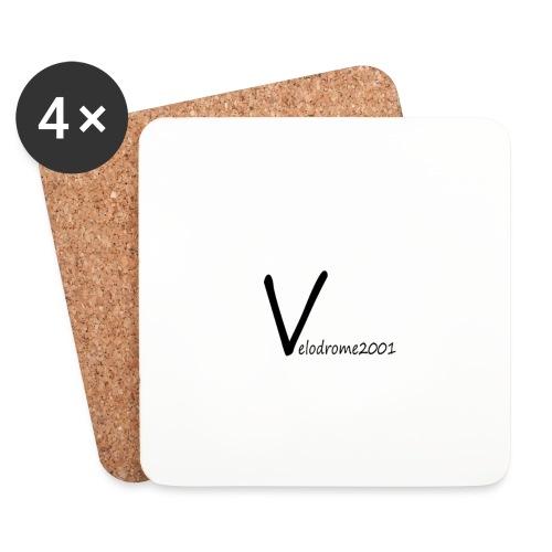 Velodrome2001 logga! - Underlägg (4-pack)