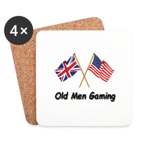 OMG logo - Coasters (set of 4)