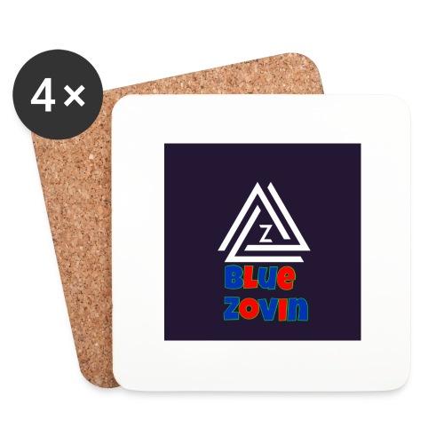 BlueZovinshirt - Coasters (set of 4)