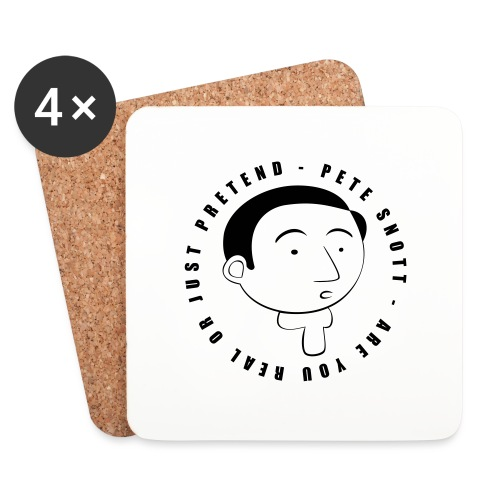 Pete Snott - Coasters (set of 4)