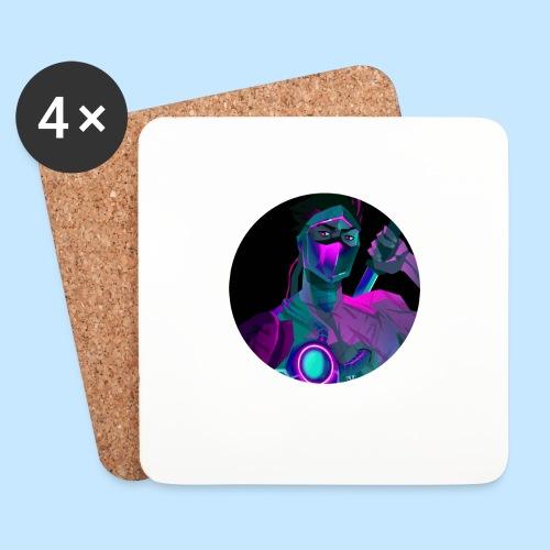 Neon Genji - Coasters (set of 4)