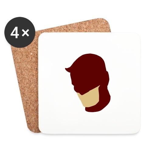 Daredevil Simplistic - Coasters (set of 4)