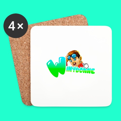 Character ^^ - Coasters (set of 4)